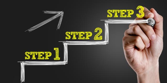 3 Steps for Event Marketing