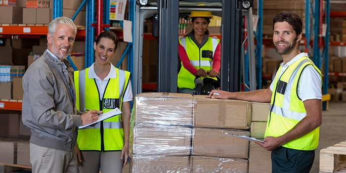 Warehouse Distribution