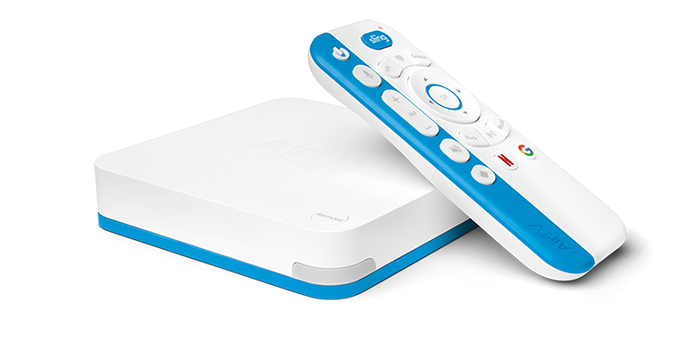 AirTV with Remote