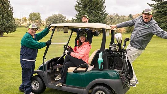 RS&I Golf Tournament
