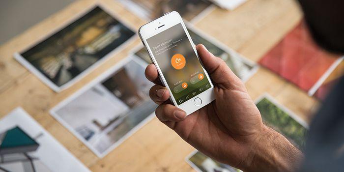 Vivint App with remote controls